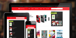 JM Bookshop Magento Bookstore Theme for Authors & Writers