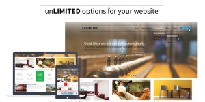 unLIMITED Joomla Minimalist Template (J 3.3 & 2.5 Ready!)