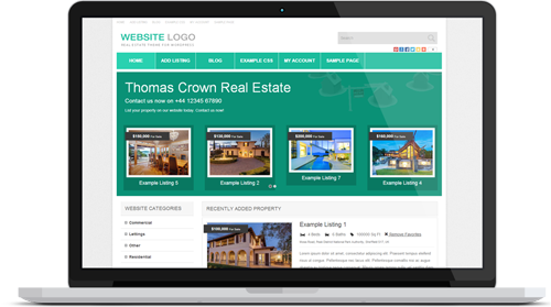 Real Estate WordPress Theme for Property Listing & Classifieds