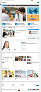 ZT Smilax Joomla Multipurpose Template