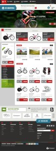 BT Shopping Joomla Template & Built-in JShopping Component