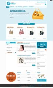 BT Variety Joomla eCommerce Template
