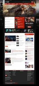 BT Game Joomla Online / PC Gaming Template