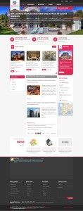 BT Real Estate Joomla Vacation Rentals, Automotive Template