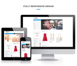 StorePro WordPress Responsive eCommerce Theme