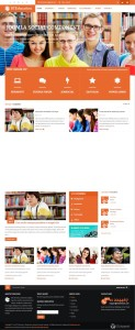 BT Education Joomla Template for Social Networks, Community & Forum