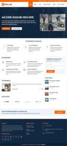 SmallBiz WordPress Small Business Theme