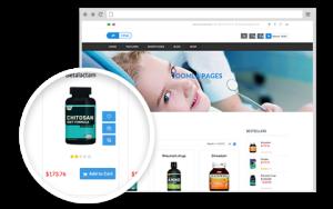 ZT Cena Joomla VirtueMart Template for Online Shopping Store