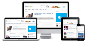 Daily v3.0 Responsive WordPress Newspaper Community Theme