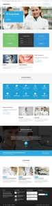 iMedical WordPress Doctors or Hospital Theme