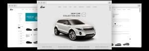 ZT Car Joomla VirtueMart Template for Online Car Showrooms