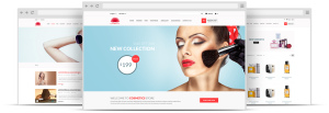 ZT Cosmetic Joomla VirtueMart Template for Make-Up Product Store