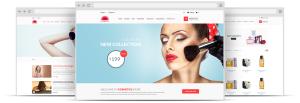 ZT Cosmetic Store Joomla VirtueMart Template