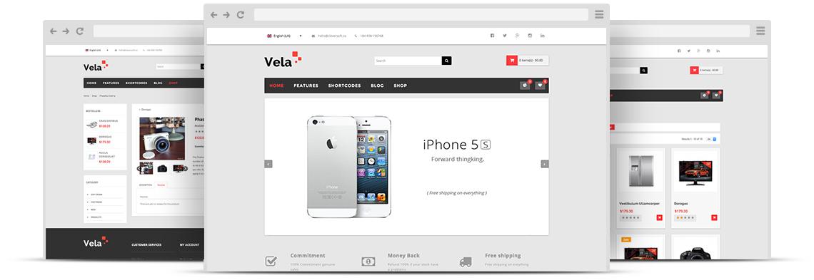 ZT Vela Computer Technology Joomla Template