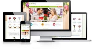 IT OrchidShop Joomla Flower Bouquet Shop Template