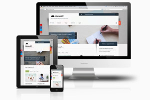 Ascent2 Joomla 3.x Flexible Responsive Template