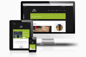 Boost Joomla Template for Portfolio & Photography Folios