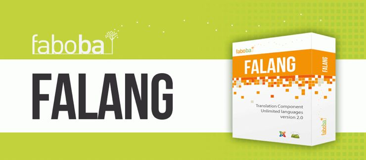 FaLang Joomla Extension