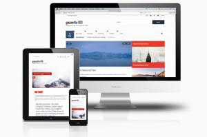 Gazetta Joomla Multipurpose News Template