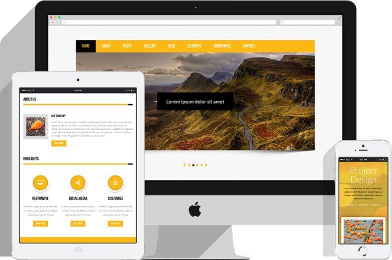 RSJuno 2.0 Joomla Creative Agencies Template