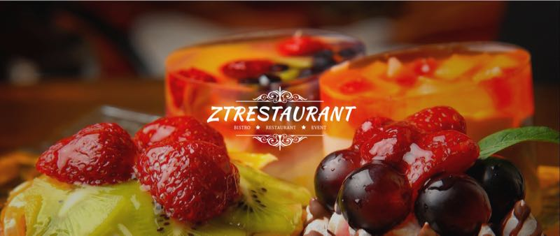 ZT Restaurant Joomla 3.x Template