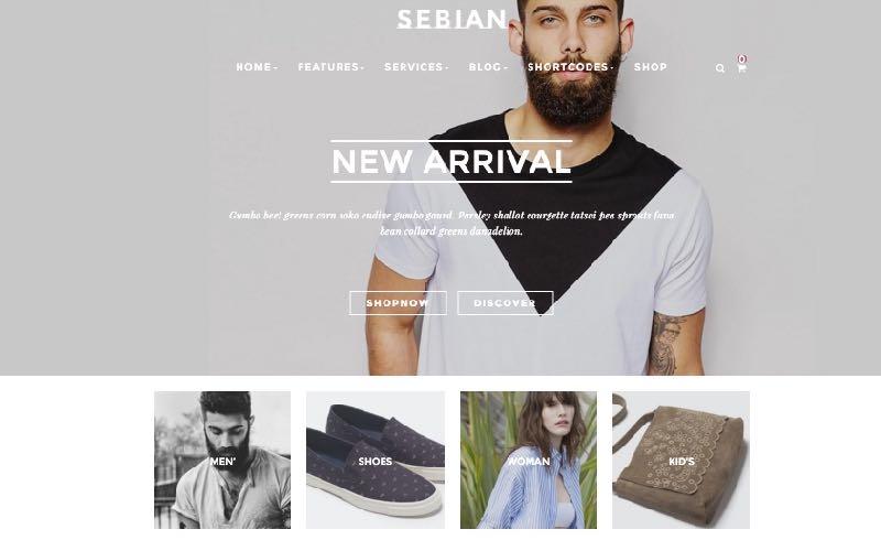ZT SEBIAN Joomla Template (10+ Pre-made Homepage Layouts)