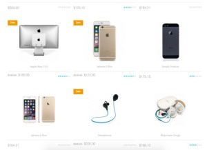 ZT TechLand Joomla Hi-Tech Template for Digital Accessory Store