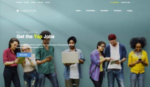Campus Life Joomla Education Template for College, University!
