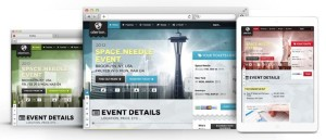 Alerion Joomla Event Management Template