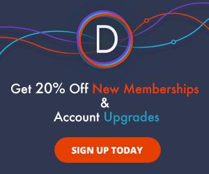 20% Discount on 'Divi 2.7' WordPress Theme Builder!