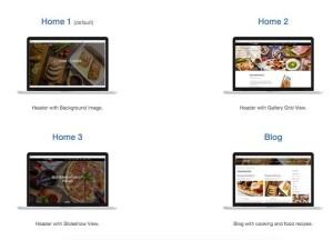 JM Best Food Bar Joomla Template