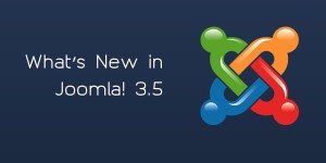 Joomla! 3.5 Release Candidate 2 Released What's New In 3.5