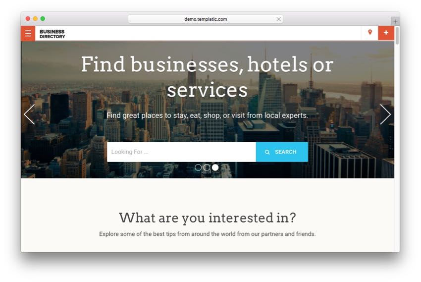 20 best directory listing wordpress themes 2017 business directory local global business directory portal cheaphphosting Image collections
