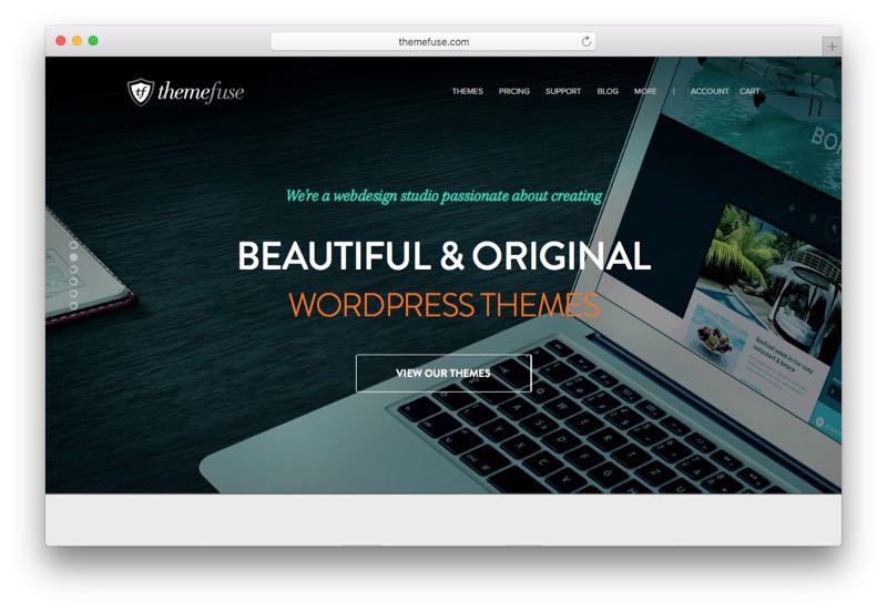 ThemeFuse WordPress Theme Club & Membership