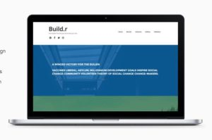 Build.r Joomla Do It Yourself Starter Theme