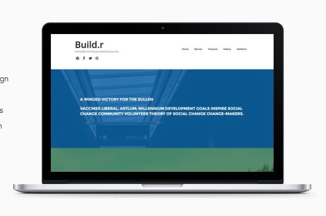 Build.r Joomla Do It Yourself Starter Theme