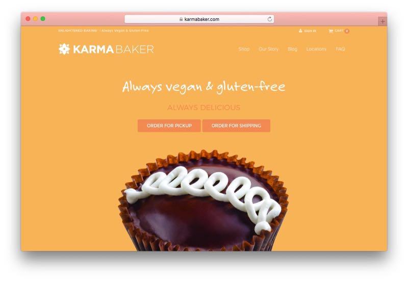 Sage WordPress Food Theme