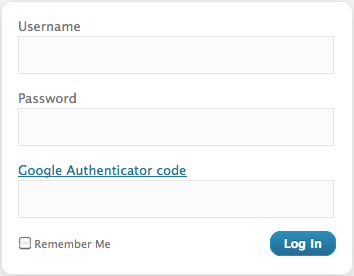 google-authenticator-login