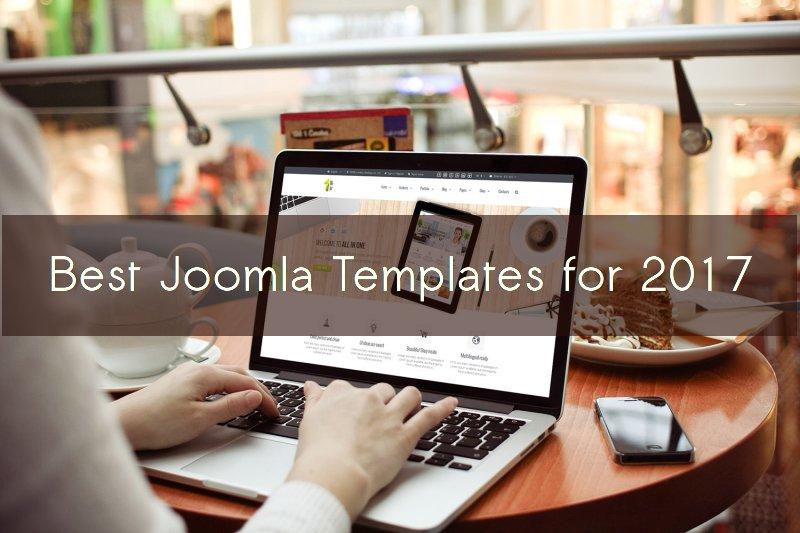 15 Best Multipurpose Joomla Templates for 2017