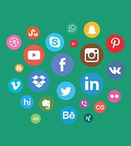 JM Social Icons Joomla Module