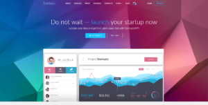 Startuply WordPress Multipurpose Startup Theme