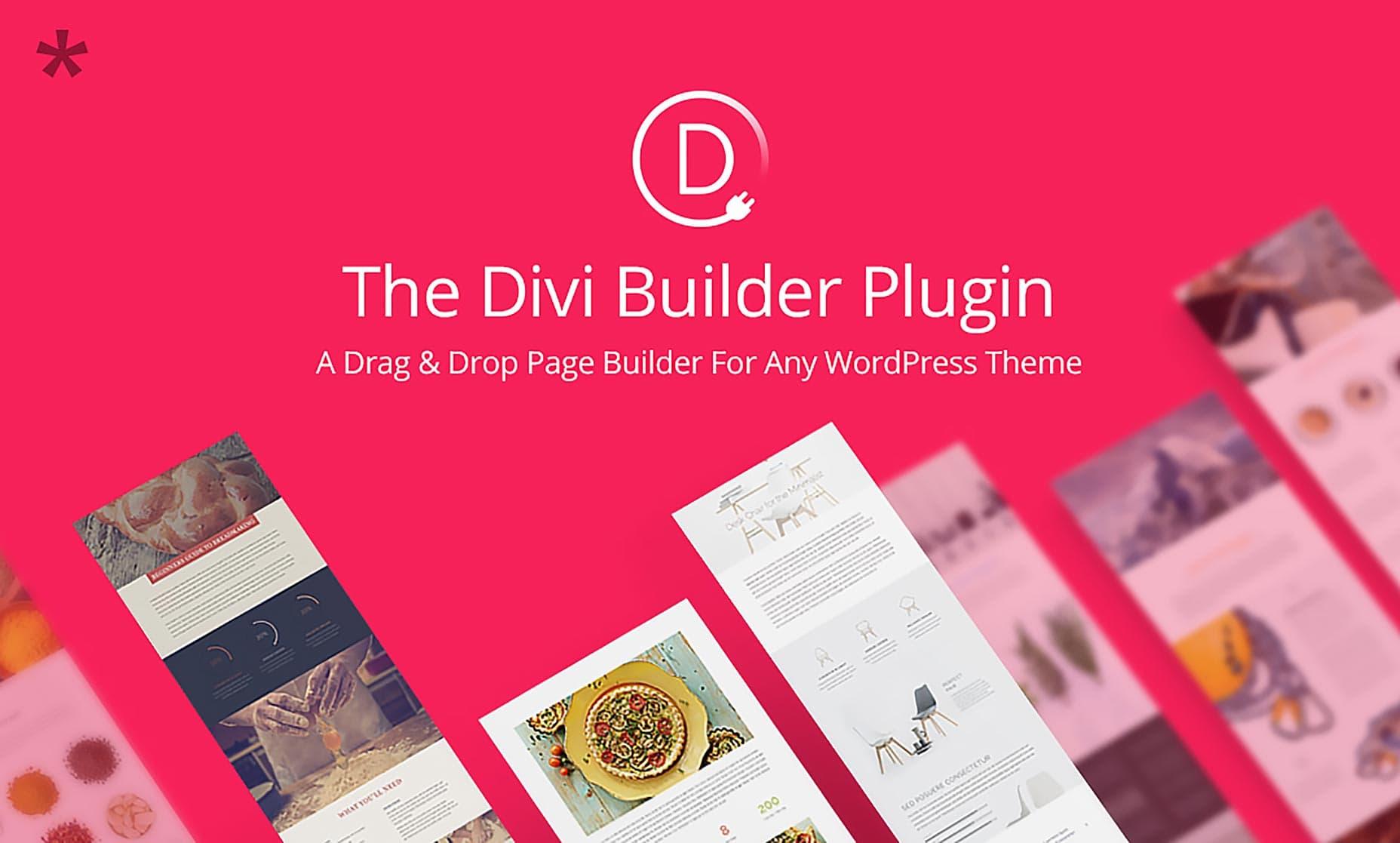 Divi Builder Page Builder Plugin
