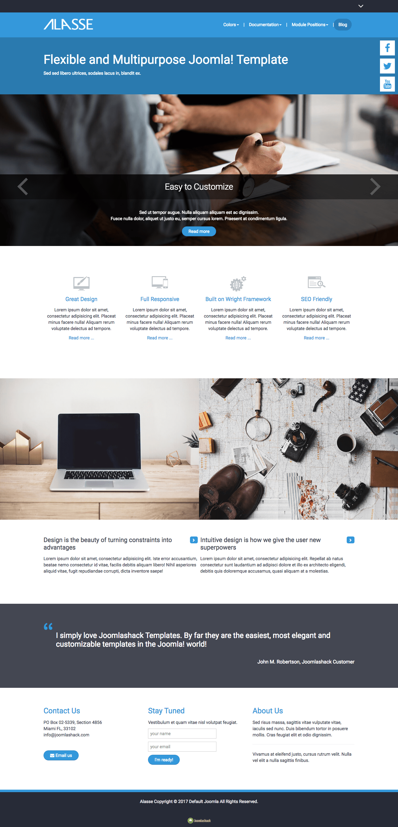 Alasse Joomla Corporate Template-min