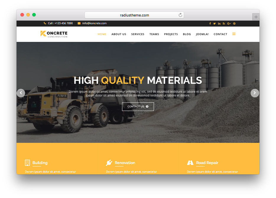 Koncrete-Construction-&-Building-Joomla-Template