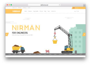 10 Best Joomla Construction Company Templates