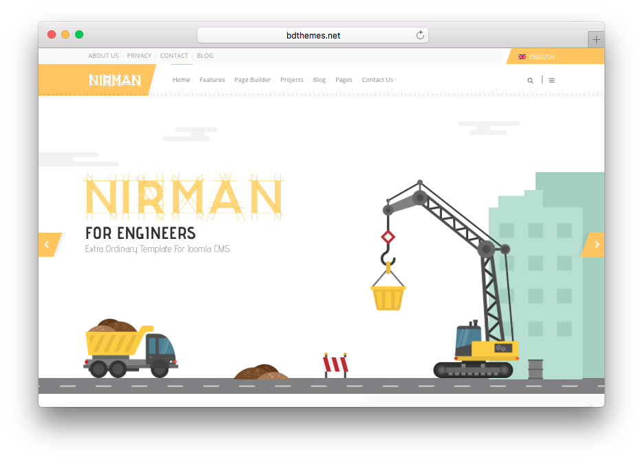 Nirman-Professional-Construction-Joomla-Template