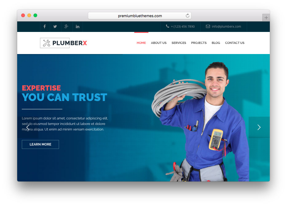 Plumberx-Plumber-and-Construction-Joomla-Template
