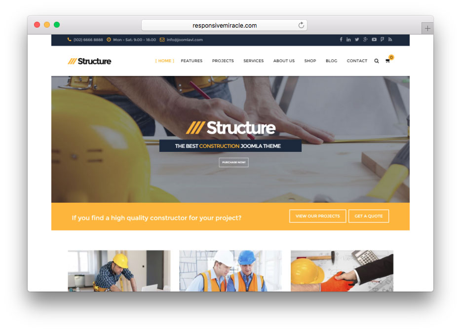 Structure-Joomla-Construction-VirtueMart-Template