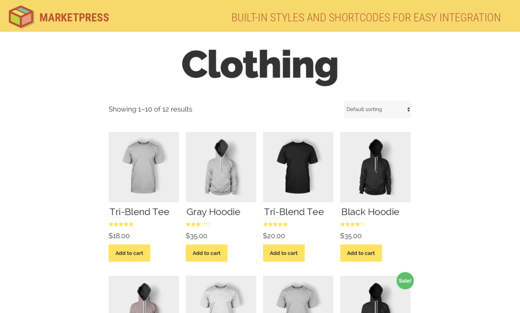 5 Free WP E-commerce Plugins to Create Online Shopping Website