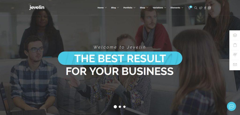 7 Best Corporate Business WordPress Theme